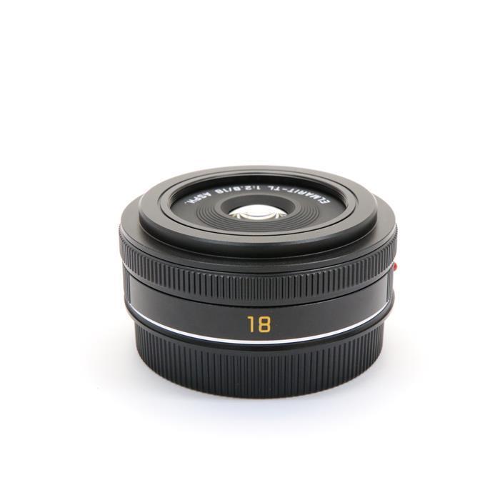 【あす楽】 【中古】 《美品》 Leica エルマリート TL18mm F2.8 ASPH. ブラック [ Lens | 交換レンズ ]