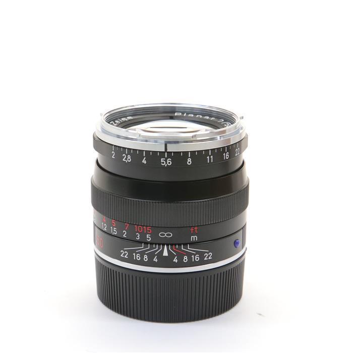 【あす楽】 【中古】 《美品》 Carl Zeiss Planar T* 50mm F2 ZM ブラック [ Lens | 交換レンズ ]