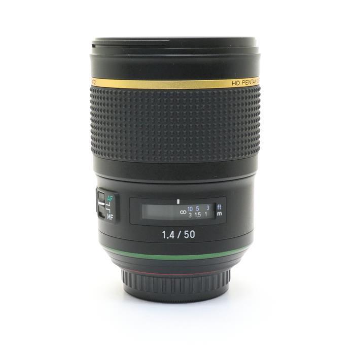 【あす楽】 【中古】 《美品》 PENTAX HD D FA*50mm F1.4 SDM AW [ Lens | 交換レンズ ]