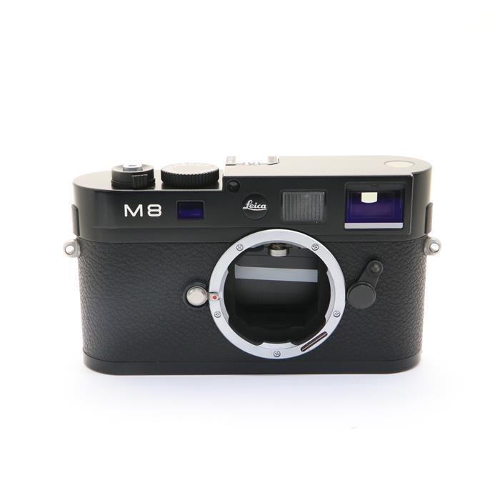 【あす楽】 【中古】 《良品》 Leica M8.2 ブラック 【ライカカメラジャパンにてセンサークリーニング/各部点検済】 [ デジタルカメラ ]