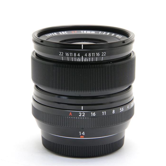 【あす楽】 【中古】 《良品》 FUJIFILM フジノン XF14mm F2.8 R [ Lens | 交換レンズ ]