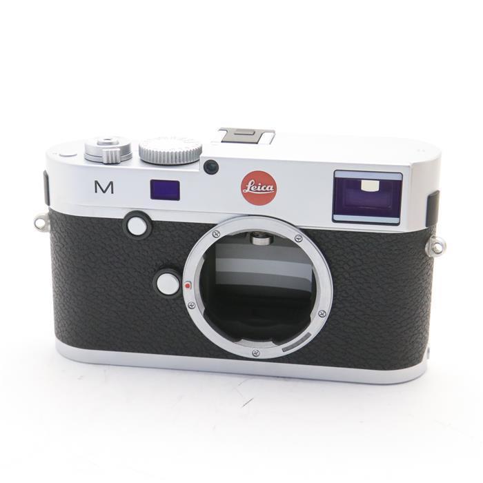 【あす楽】 【中古】 《良品》 Leica M(Typ240) シルバークローム 【ライカカメラジャパンにてセンサークリーニング/各部点検済】 [ デジタルカメラ ]