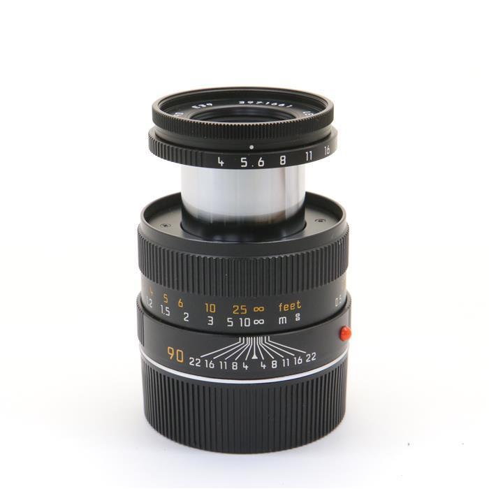 【あす楽】 【中古】 《並品》 Leica マクロエルマー M90mm F4 [ Lens | 交換レンズ ]