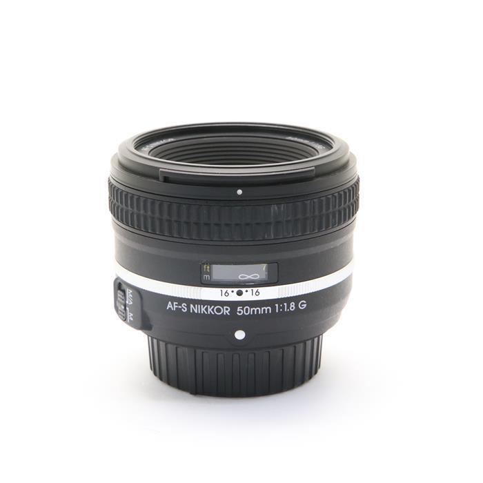 【あす楽】 【中古】 《良品》 Nikon AF-S NIKKOR 50mm F1.8G(Special Edition) [ Lens | 交換レンズ ]