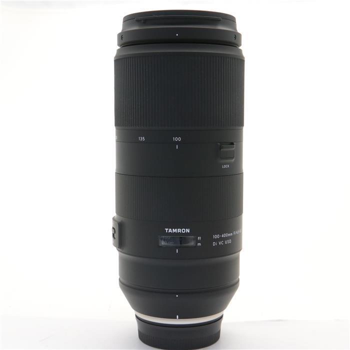 【あす楽】 【中古】 《美品》 TAMRON 100-400mm F4.5-6.3 Di VC USD A035N(ニコン用) [ Lens | 交換レンズ ]