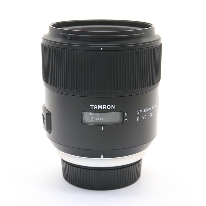 【あす楽】 【中古】 《美品》 TAMRON SP 45mm F1.8 Di VC USD/Model F013N(ニコン用) [ Lens | 交換レンズ ]