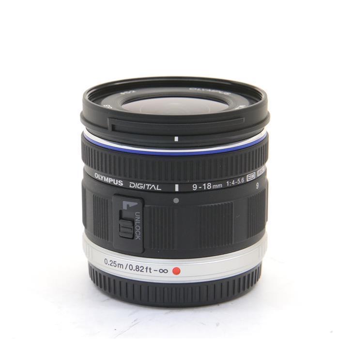 【あす楽】 【中古】 《美品》 OLYMPUS M.ZUIKO DIGITAL ED9-18mm F4.0-5.6 (マイクロフォーサーズ) [ Lens   交換レンズ ]