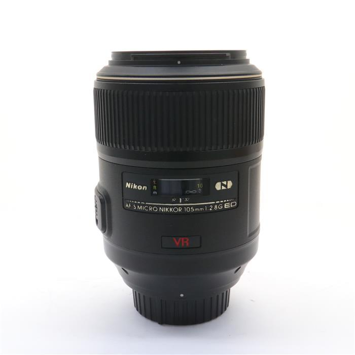 【あす楽】 【中古】 《並品》 Nikon AF-S VR Micro-Nikkor 105mm F2.8G IF-ED [ Lens   交換レンズ ]