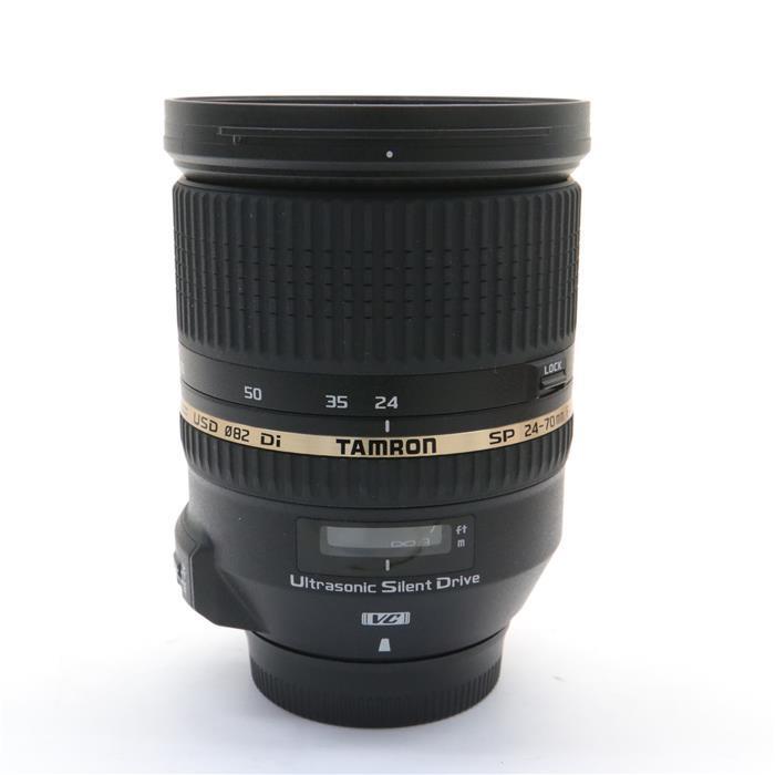 【あす楽】 【中古】 《美品》 TAMRON SP 24-70mm F2.8 Di VC USD/Model A007N(ニコン用) [ Lens | 交換レンズ ]