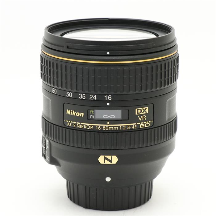 【あす楽】 【中古】 《美品》 Nikon AF-S DX NIKKOR 16-80mm F2.8-4E ED VR [ Lens | 交換レンズ ]