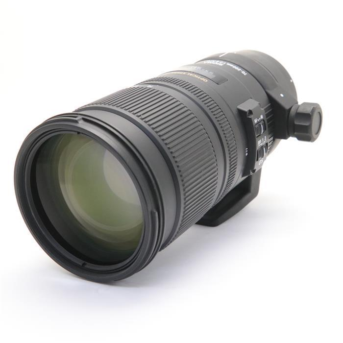【あす楽】 【中古】 《並品》 SIGMA APO 70-200mm F2.8 EX DG OS HSM (キヤノン用) [ Lens | 交換レンズ ]