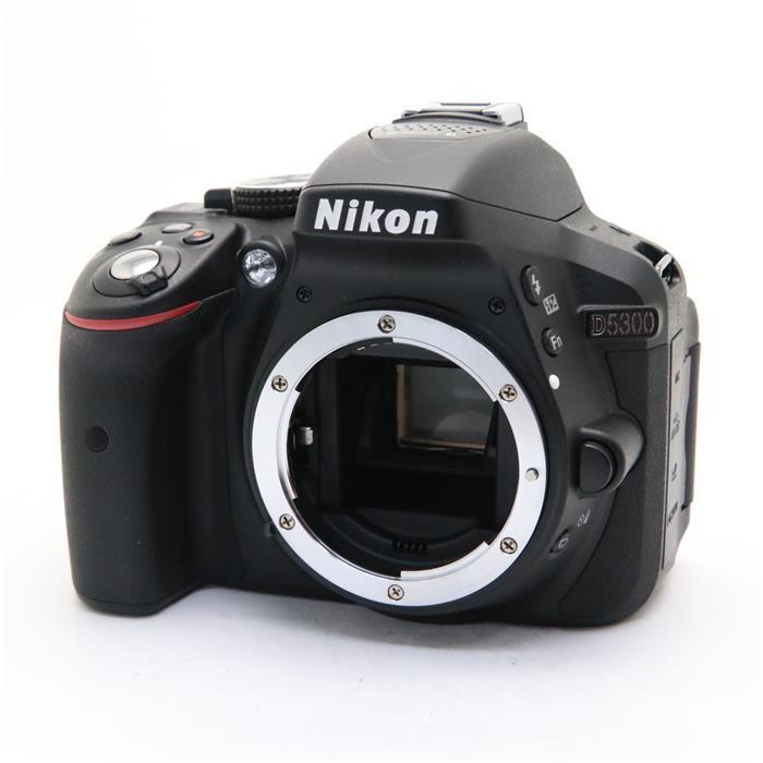 【代引き手数料無料!】 【あす楽】 【中古】 《美品》 Nikon D5300 ボディ ブラック [ デジタルカメラ ]