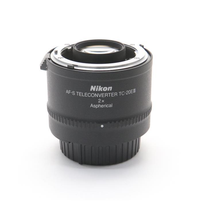 【あす楽】 【中古】 《美品》 Nikon AF-S TELECONVERTER TC-20E III [ Lens   交換レンズ ]