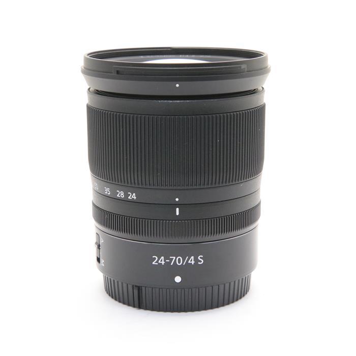 【あす楽】 【中古】 《美品》 Nikon NIKKOR Z 24-70mm F4 S [ Lens   交換レンズ ]