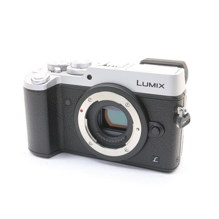 【あす楽】 【中古】 《美品》 Panasonic LUMIX DMC-GX8 ボディ シルバー [ デジタルカメラ ]
