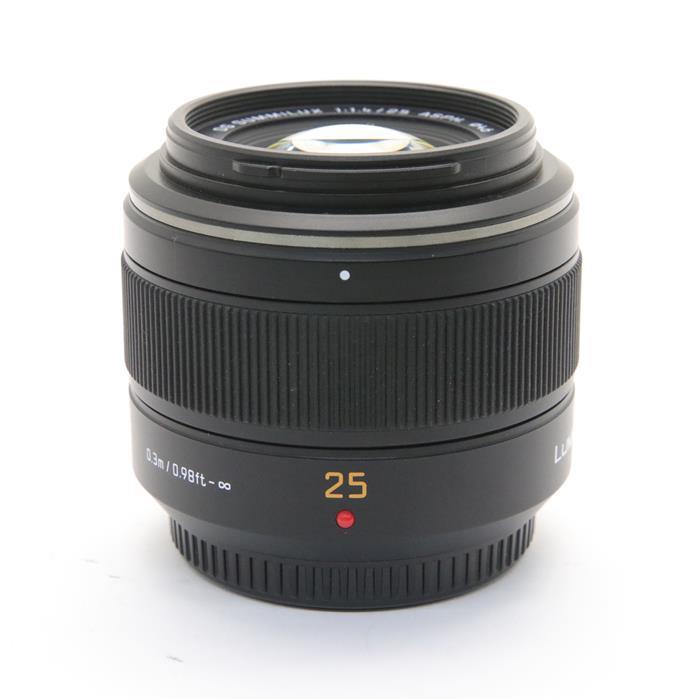 【あす楽】 【中古】 《良品》 Panasonic LEICA DG SUMMILUX 25mm F1.4 ASPH. (マイクロフォーサーズ) [ Lens | 交換レンズ ]