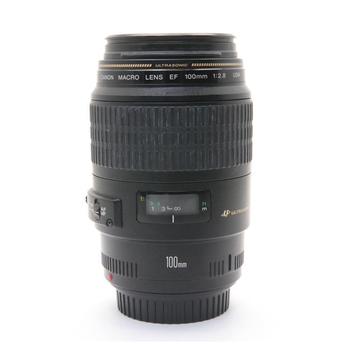 【あす楽】 【中古】 《並品》 Canon EF100mm F2.8 マクロ USM [ Lens | 交換レンズ ]