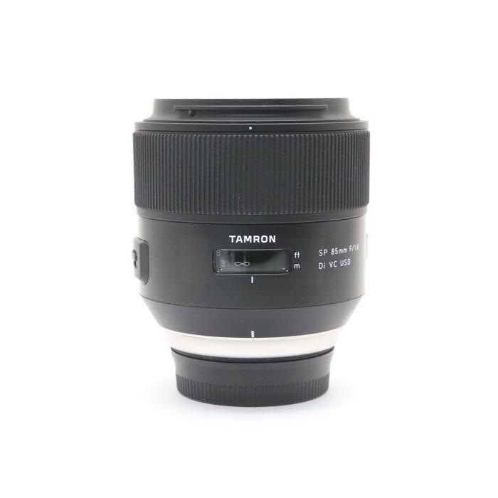 【あす楽】 【中古】 《良品》 TAMRON SP 85mm F1.8 Di VC USD/Model F016N(ニコン用) [ Lens | 交換レンズ ]
