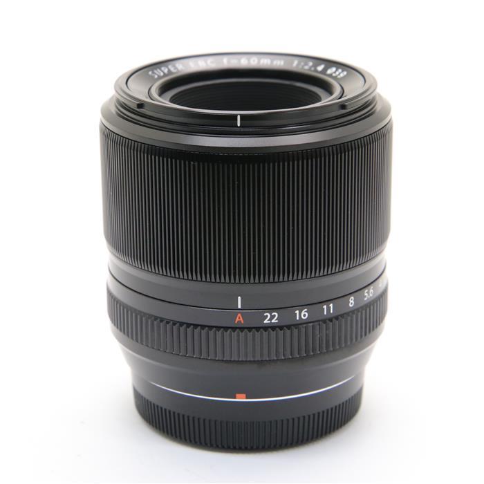 【あす楽】 【中古】 《美品》 FUJIFILM フジノン XF 60mm F2.4 R Macro [ Lens | 交換レンズ ]