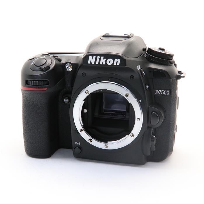 【あす楽】 【中古】 《良品》 Nikon D7500 ボディ [ デジタルカメラ ]