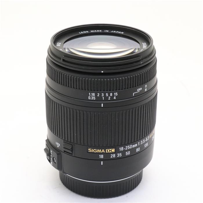 【あす楽】 【中古】 《良品》 SIGMA 18-250mm F3.5-6.3 DC MACRO HSM(ペンタックス用) [ Lens   交換レンズ ]