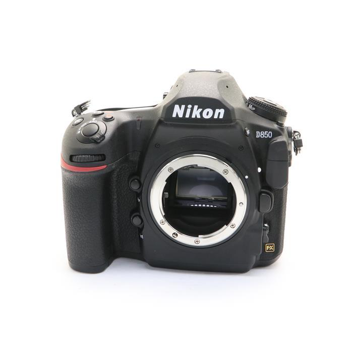 【あす楽】 【中古】 《美品》 Nikon D850 ボディ [ デジタルカメラ ]