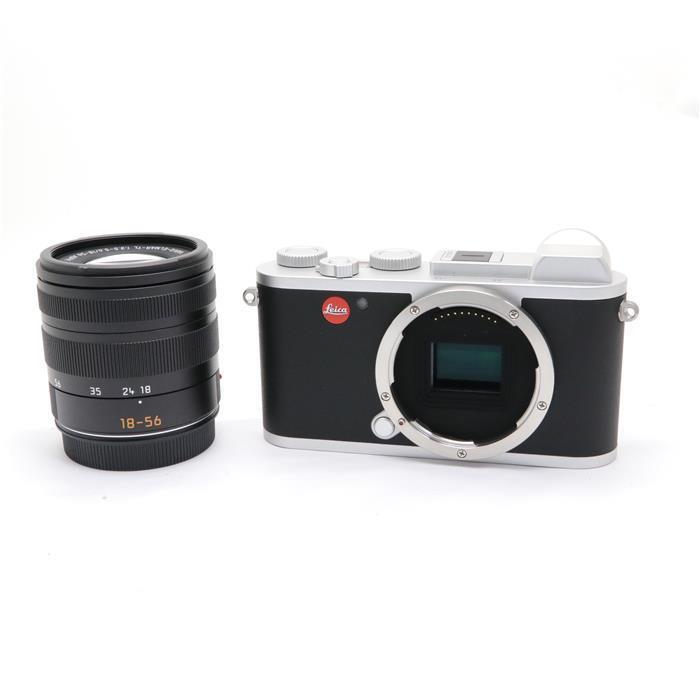 【あす楽】 【中古】 《美品》 Leica CL スタンダードバリオキット 18-56mm シルバー [ デジタルカメラ ]