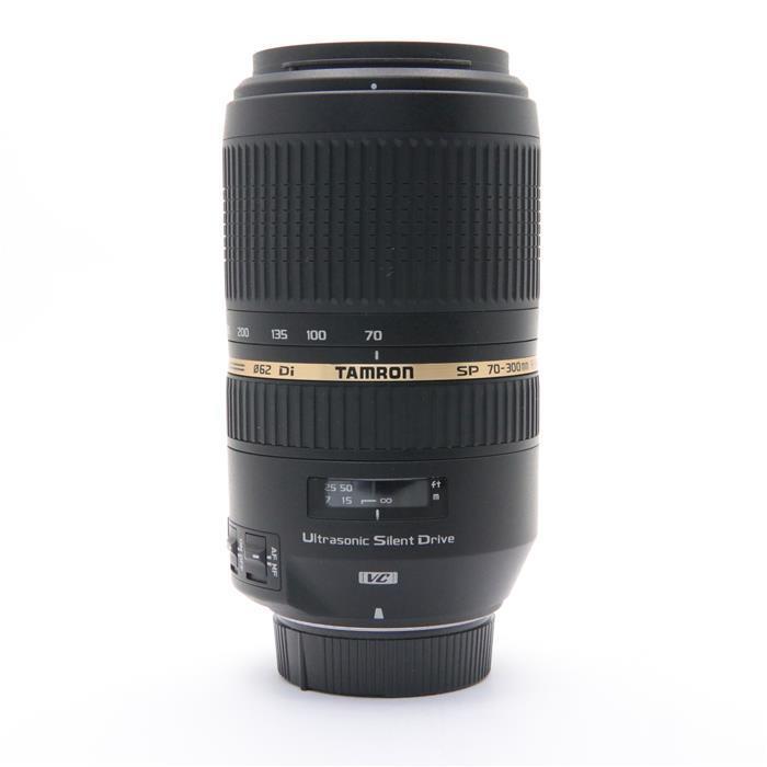【あす楽】 【中古】 《美品》 TAMRON SP 70-300mm F4-5.6 Di VC USD/Model A005NII(ニコン用) [ Lens | 交換レンズ ]