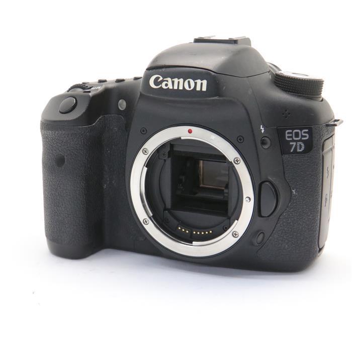 【あす楽】 【中古】 《並品》 Canon EOS 7D ボディ [ デジタルカメラ ]