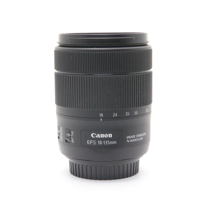 【あす楽】 【中古】 《良品》 Canon EF-S18-135mm F3.5-5.6 IS USM [ Lens | 交換レンズ ]