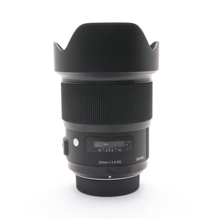 【あす楽】 【中古】 《良品》 SIGMA A 20mm F1.4 DG HSM(ニコン用) [ Lens | 交換レンズ ]