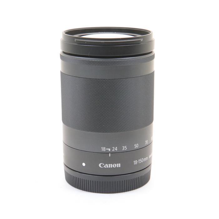 【あす楽】 【中古】 《美品》 Canon EF-M18-150mm F3.5-6.3 IS STM ブラック [ Lens | 交換レンズ ]