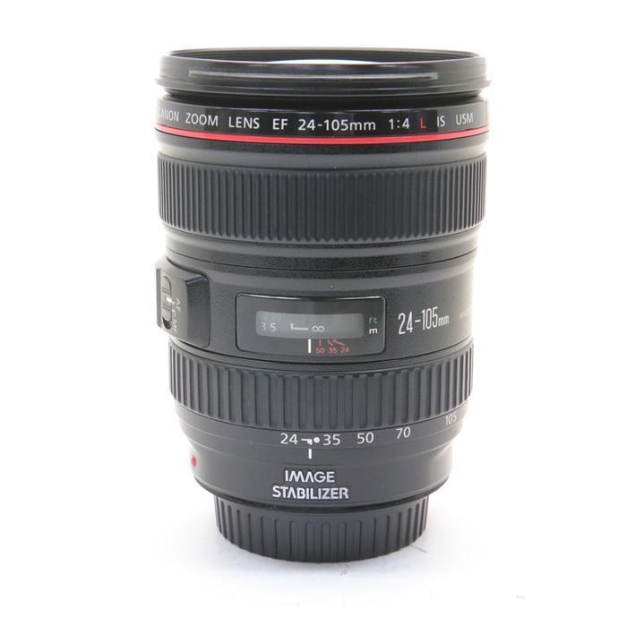 【あす楽】 【中古】 《並品》 Canon EF24-105mm F4L IS USM [ Lens | 交換レンズ ]
