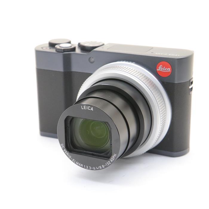 【あす楽】 【中古】 《美品》 Leica C-LUX ミッドナイトブルー [ デジタルカメラ ]