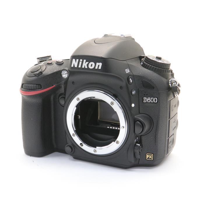 【あす楽】 【中古】 《良品》 Nikon D600 ボディ [ デジタルカメラ ]