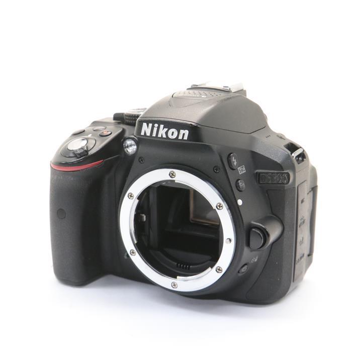 【あす楽】 【中古】 《並品》 Nikon D5300 ボディ ブラック [ デジタルカメラ ]
