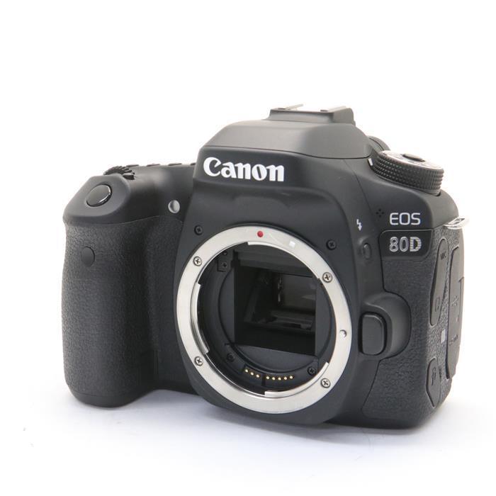 【あす楽】 【中古】 《美品》 Canon EOS 80D ボディ [ デジタルカメラ ]