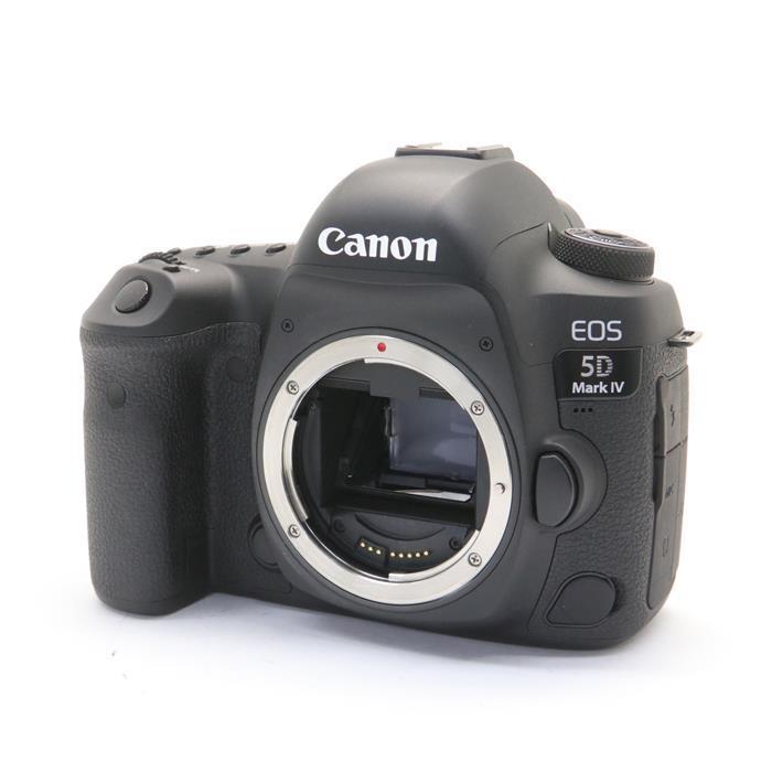 【あす楽】 【中古】 《美品》 Canon EOS 5D Mark IV ボディ [ デジタルカメラ ]