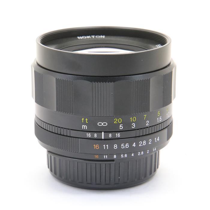 【あす楽】 【中古】 《美品》 Voigtlander NOKTON 58mm F1.4 SL II N(ニコンF用) [ Lens   交換レンズ ]