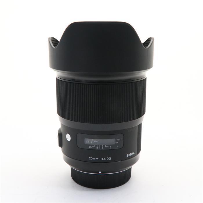 【あす楽】 【中古】 《美品》 SIGMA A 20mm F1.4 DG HSM(ニコン用) [ Lens | 交換レンズ ]