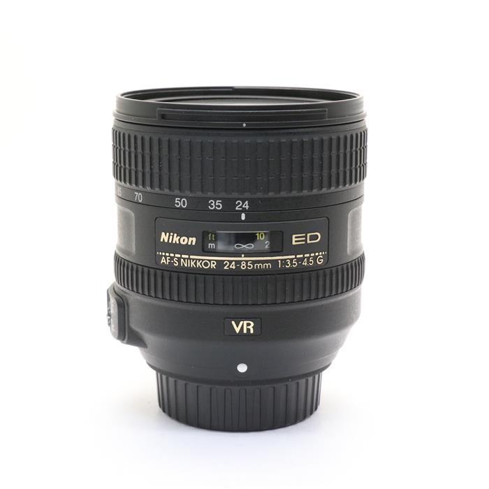 【あす楽】 【中古】 《美品》 Nikon AF-S NIKKOR 24-85mm F3.5-4.5G ED VR [ Lens | 交換レンズ ]