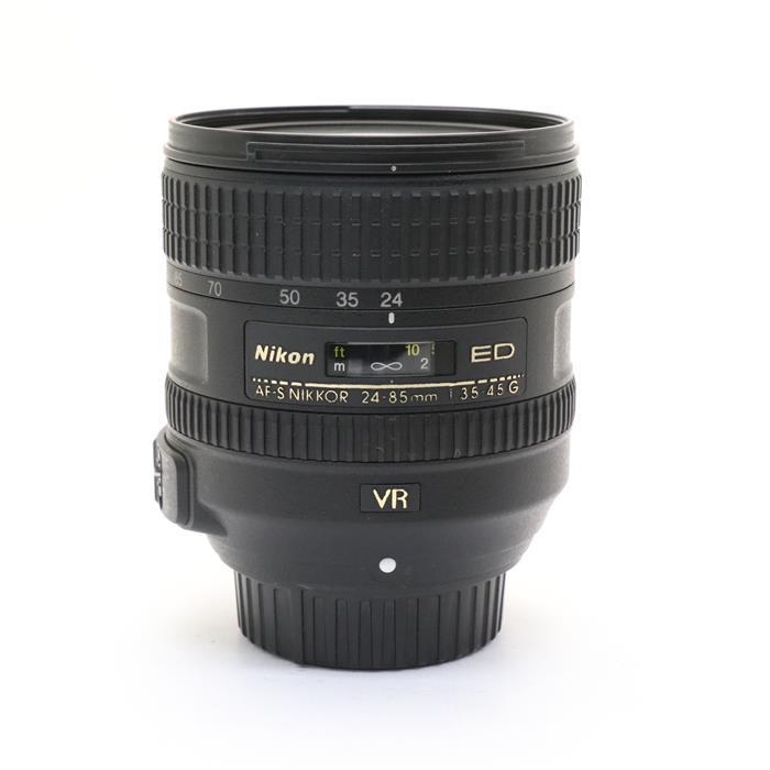 【あす楽】 【中古】 《良品》 Nikon AF-S NIKKOR 24-85mm F3.5-4.5G ED VR [ Lens | 交換レンズ ]