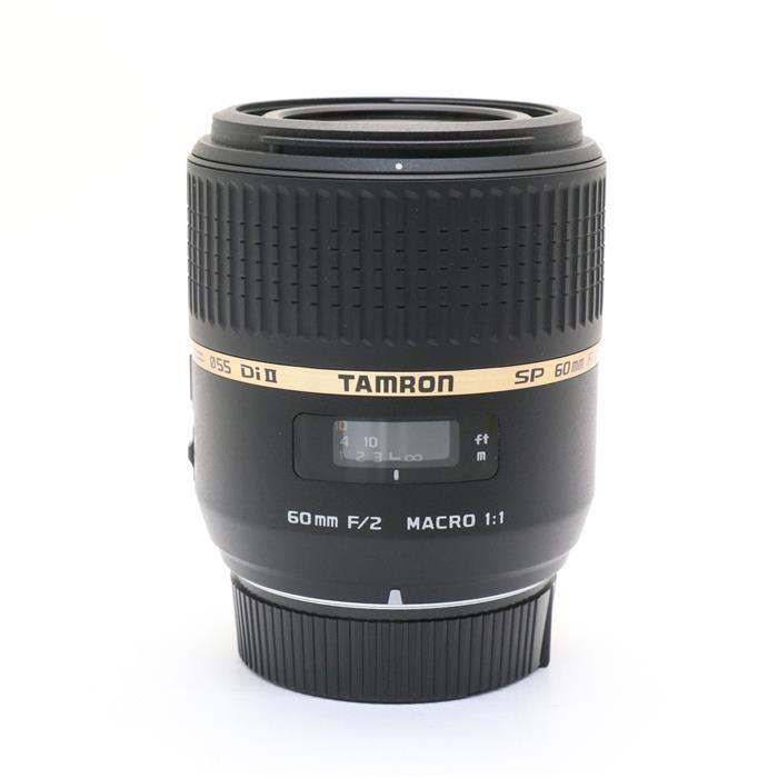 【あす楽】 【中古】 《美品》 TAMRON SP 60mm F2 DiII MACRO 1:1/Model G005N(ニコン用) [ Lens | 交換レンズ ]