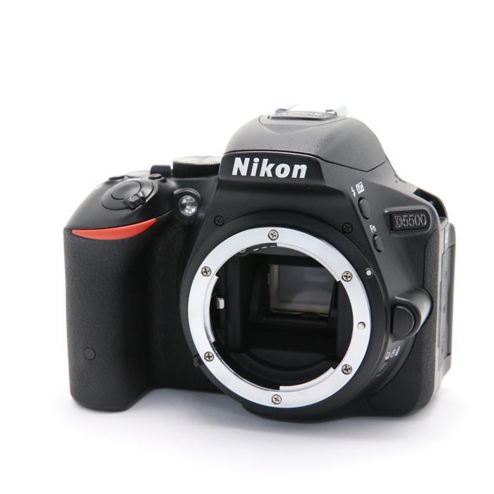 【代引き手数料無料!】 【あす楽】 【中古】 《良品》 Nikon D5500 ボディ ブラック [ デジタルカメラ ]