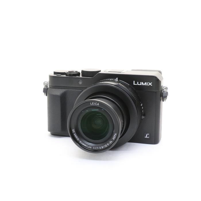 【あす楽】 【中古】 《美品》 Panasonic LUMIX DMC-LX100-K ブラック [ デジタルカメラ ]