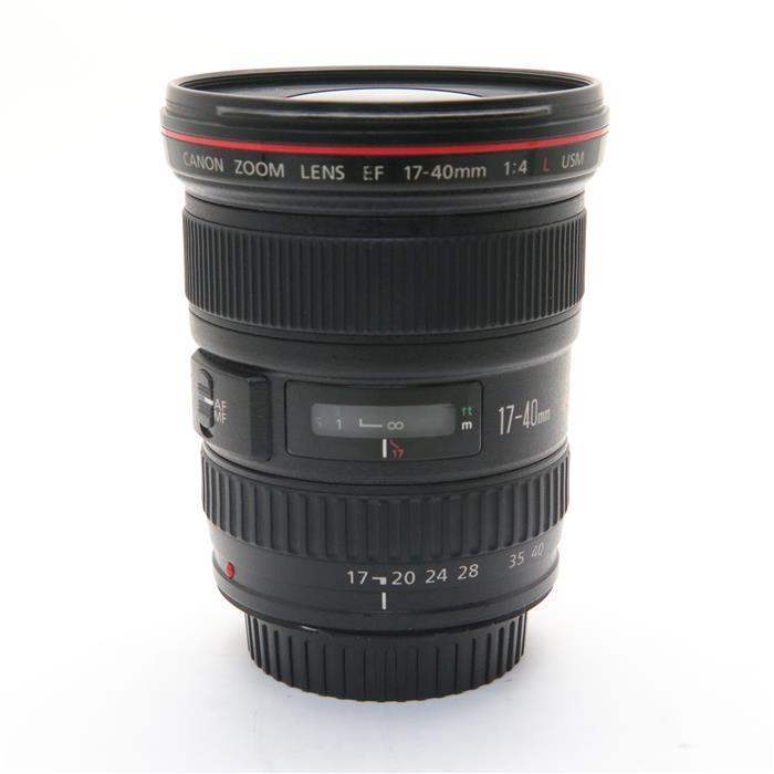 【あす楽】 【中古】 《並品》 Canon EF17-40mm F4L USM [ Lens | 交換レンズ ]
