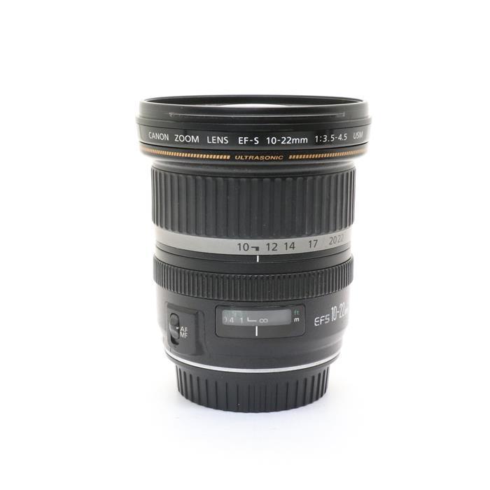 【あす楽】 【中古】 《並品》 Canon EF-S10-22mm F3.5-4.5 USM [ Lens | 交換レンズ ]