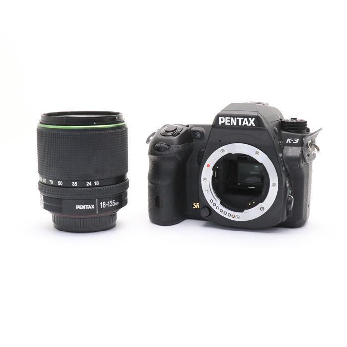 【あす楽】 【中古】 《良品》 PENTAX K-3 18-135 WR レンズキット [ デジタルカメラ ]