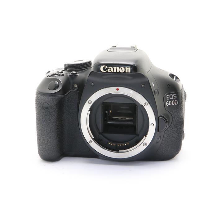 【あす楽】 【中古】 《難有品》 Canon EOS 600D(EOS Kiss X5 海外モデル) [ デジタルカメラ ]