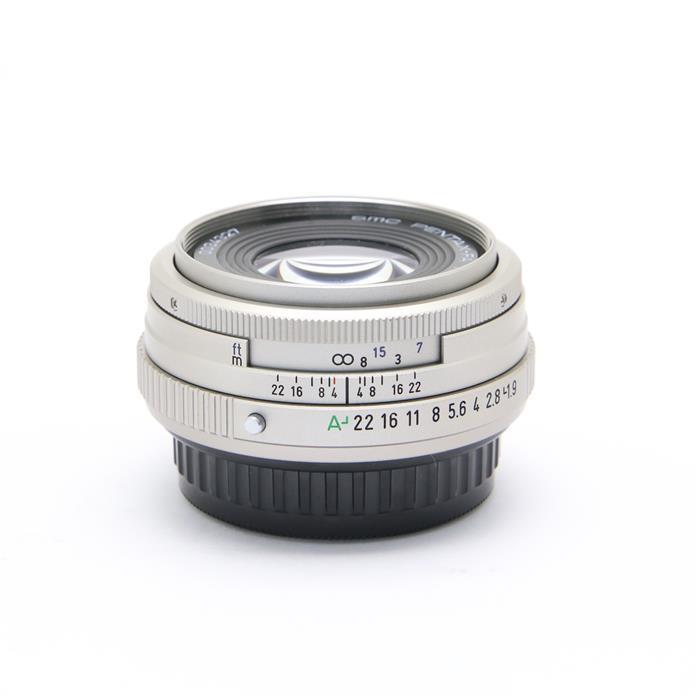 【あす楽】 【中古】 《美品》 PENTAX FA43mm F1.9 Limited シルバー [ Lens   交換レンズ ]